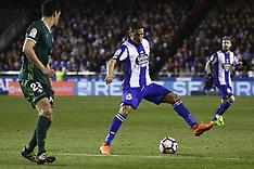 Deportivo La Coruna v Real Betis Balompie 8 Mar 2017