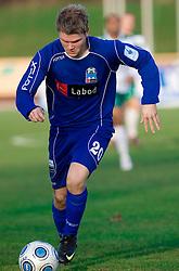 Renato Turkus of Drava at 18th Round of PrvaLiga football match between NK Olimpija and NK Labod Drava, on November 21, 2009, in ZAK, Ljubljana, Slovenia. Olimpija defeated Drava 3:0. (Photo by Vid Ponikvar / Sportida)