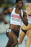 ATHLETICS - IAAF WORLD CHAMPIONSHIPS 2011 - DAEGU (KOR) - DAY 1 - 27/08/2011 - PHOTO : STEPHANE KEMPINAIRE / KMSP / DPPI - <br /> 400 M - WOMEN - HEAT - AMANTLE MONTSHO (BOT)