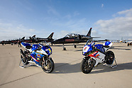 Ben Spies 2008 and Mat Mladin 2009 Championship Bikes and the Patriots