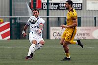 Liam Hogan. Sutton United FC 1-1 Stockport County FC. Vanarama National League. Gander Green Lane. 20.3.21