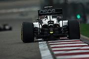 April 17, 2014 - Shanghai, China. UBS Chinese Formula One Grand Prix. Kevin Magnussen (GBR), McLaren-Mercedes<br /> <br /> © Jamey Price / James Moy Photography