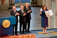 Nobel Peace Prize Ceremony 2015, oslo 10-12-2015