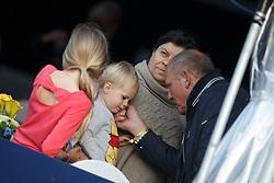 Ahlmann Leon, son of Judy Ann Melchior and Christian Ahlmann<br /> Final 7 years<br /> FEI World Breeding Jumping Championships for Young Horses - Lanaken 2014<br /> © Dirk Caremans