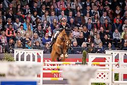 Schmid Maximilian, GER, Chacon<br /> Championship of Neumünster - Prize of Paul Schockemöhle Stud<br /> FEI World Cup Neumünster - VR Classics 2017<br /> © Hippo Foto - Stefan Lafrentz