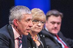 Rt Hon Jack Straw MP, Polly Toynbee and,Rt Hon Ed Balls MP 2008, Harrogate