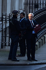 2017-01-24 David Davis leaves for Commons following Supreme Court Brexit defeat