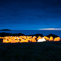 Peace Camp - Cemaes Bay