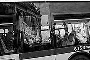 Chiusura della campagna elettorale del Movimento 5 Stelle in Piazza San Giovanni per le elezioni europee, Roma 23 Maggio 2014.  Christian Mantuano / OneShot <br /> <br /> Closure of the election campaign of the Movement 5 Stars (M5S) in San Giovanni for the European elections on May 23, 2014 in Rome. Christian Mantuano / OneShot