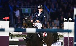 Allen Bertram, IRL, Izzy By Picobello<br /> Gold Cup<br /> Longines Masters Paris 2016<br /> © Hippo Foto - Cara Grimshaw