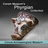 Pictures & Images of Phrygian Artefacts & Antiquities of the Corum Museum -