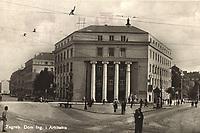 Zagreb : Dom Ing. i Arhitekta. <br /> <br /> ImpresumS. l. : S. n., [1931].<br /> Materijalni opis1 razglednica : tisak ; 9 x 14,2 cm.<br /> Vrstavizualna građa • razglednice<br /> ZbirkaGrafička zbirka NSK • Zbirka razglednica<br /> Formatimage/jpeg<br /> PredmetZagreb –– Trg hrvatskih velikana<br /> SignaturaRZG-THVEL-5<br /> Obuhvat(vremenski)20. stoljeće<br /> NapomenaRazglednica je putovala 1931. godine.<br /> PravaJavno dobro<br /> Identifikatori000954348<br /> NBN.HRNBN: urn:nbn:hr:238:426806 <br /> <br /> Izvor: Digitalne zbirke Nacionalne i sveučilišne knjižnice u Zagrebu