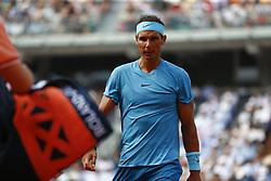 June 10, 2018 - Paris, France - Rafael Nadal  (Credit Image: © Panoramic via ZUMA Press)