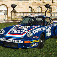 1975 Porsche 911 3.0 RSR at Rennsport Collective at Stowe House, Buckinghamshire, UK, on 1 November 2020