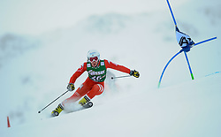 28.12.2014, Hohe Mut, Kühtai, AUT, FIS Ski Weltcup, Kühtai, Riesenslalom, Damen, 1. Durchgang, im Bild Francesca Marsaglia (ITA) // Francesca Marsaglia of Italy in action during 1st run of Ladies Giant Slalom of the Kuehtai FIS Ski Alpine World Cup at the Hohe Mut Course in Kuehtai, Austria on 2014/12/28. EXPA Pictures © 2014, PhotoCredit: EXPA/ Erich Spiess