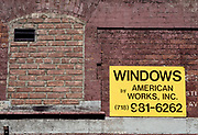 Windows by American Works, New York City, New York, USA, 1983