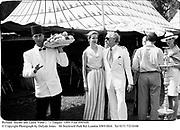 Richard  Snyder and Laura Yorke ( ? )  Tangier. 1989. Film 89854f6<br />© Copyright Photograph by Dafydd Jones<br />66 Stockwell Park Rd. London SW9 0DA<br />Tel 0171 733 0108