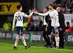 Burnley v Tottenham Hotspur - 23 December 2017