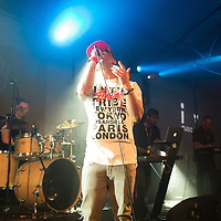 Esco Williams performs in the Garage at Sound City, Liverpool, UK, on Thursday 2nd May, 2013.