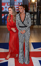 Alesha Dixon (right) and Amanda Holden (left) attending the Britain's Got Talent Photocall at the Opera House, Church Street, Blackpool.