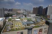 Farm Built On Hefei's Shopping Mall Rooftop