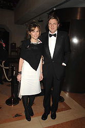 ZAC & SHEHERAZADE GOLDSMITH at The Diner Des Tsars in aid of Unicef to celebrate the launch of Quintessentially Wine held at the Guildhall, London EC2 on 29th March 2007.<br /> <br /> NON EXCLUSIVE - WORLD RIGHTS