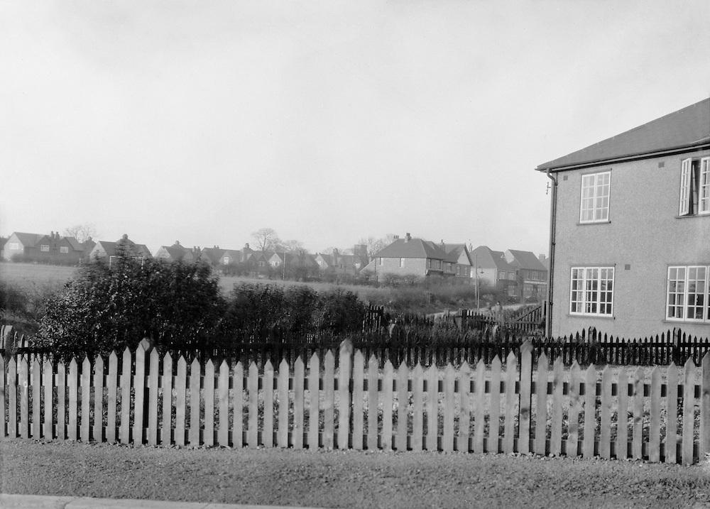 Housing, Synthetic Ammonia & Nitrate Company, England, 1928