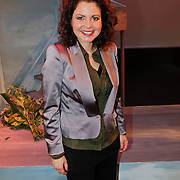 NLD/Zaandam/20101122 - Premiere Volendam de Musical, cast, Maaike Widdershoven