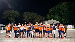 - Dressage Team Test to Music - Grade 3 - Equestrian Park, Setagaya City, Tokyo, Japan - 28 August 2021
