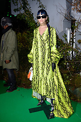 Sita Abellan attending the Off-White Menswear Fall/Winter 2019-2020 show as part of Paris Fashion Week in Paris, France on January 16, 2019. Photo by Aurore Marechal/ABACAPRESS.COM