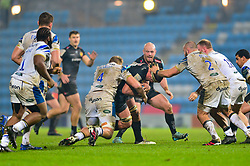 Sam Skinner of Exeter Chiefs - Mandatory by-line: Dougie Allward/JMP - 28/11/2020 - RUGBY - Sandy Park - Exeter, England - Exeter Chiefs v Bath Rugby - Gallagher Premiership Rugby