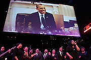 November 3, 2012- New York, NY: The Abyssinian Baptist Church Choir performs at the EBONY Power 100 Gala Presented by Nationwide held at Jazz at Lincoln Center on November 3, 2012 in New York City. The EBONY Power 100 Gala Presented by Nationwide salutes the country's most influential African Americans.(Terrence Jennings) .