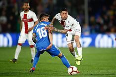 Getafe v Huesca - 09 March 2019