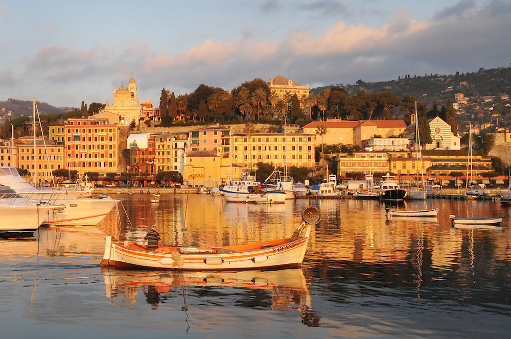 Travel - Portofino Italy