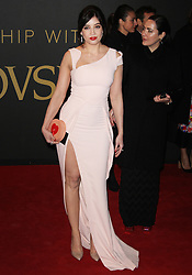Daisy Lowe, The British Fashion Awards 2014, The London Coliseum, London UK, 01 December 2014, Photo By Brett D. Cove © Licensed to London News Pictures. 02/12/2014. Brett D Cove/PIQ/LNP