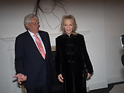 MUCK FLICK; PRINCESS MICHAEL OF KENT, Opening of Galerie Thaddaeus Ropac London, Ely House, 37 Dover Street.. Mayfair. London. 26 April 2017.