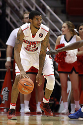 14 November 2016:  Deontae Hawkins(23) during an NCAA  mens basketball game between the Indiana Purdue Fort Wayne Mastodons the Illinois State Redbirds in Redbird Arena, Normal IL