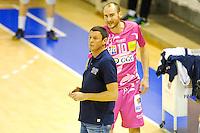 Patrick Duflos - 20.12.2014 - Paris Volley / Sete - 12eme journee de Ligue A<br /> Photo : Andre Ferreira / Icon Sport