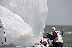 08_01025 © Sander van der Borch. Medemblik - The Netherlands,  May 21th 2008 . First day of the Delta Lloyd Regatta 2008.
