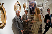NICKY HASLAM;  REME SATTLER; GINTA SICEVA;, Preview party for the Versace Sale.  The contents of fashion designer Gianni Versace's villa on Lake Como. Sothebys. Old Bond St. London. 16 March 2009.  *** Local Caption *** -DO NOT ARCHIVE -Copyright Photograph by Dafydd Jones. 248 Clapham Rd. London SW9 0PZ. Tel 0207 820 0771. www.dafjones.com<br /> NICKY HASLAM;  REME SATTLER; GINTA SICEVA;, Preview party for the Versace Sale.  The contents of fashion designer Gianni Versace's villa on Lake Como. Sothebys. Old Bond St. London. 16 March 2009.