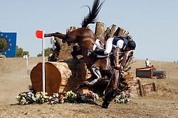 Atrohov Igor - Elkasar<br /> European Championship Pratoni del Vivaro 2007<br /> Photo © Hippo Foto