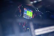 January 27-29, 2021. IMSA Weathertech Series. Rolex Daytona 24h:  #79 WeatherTech Racing, Porsche 911 RSR-19 GTLM, steering wheel detail