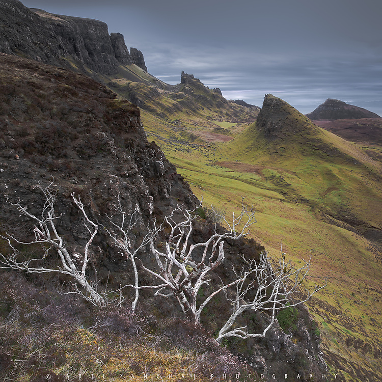 Wild and windswept Skye has an isolated and barren beauty which anchors itself into your soul.