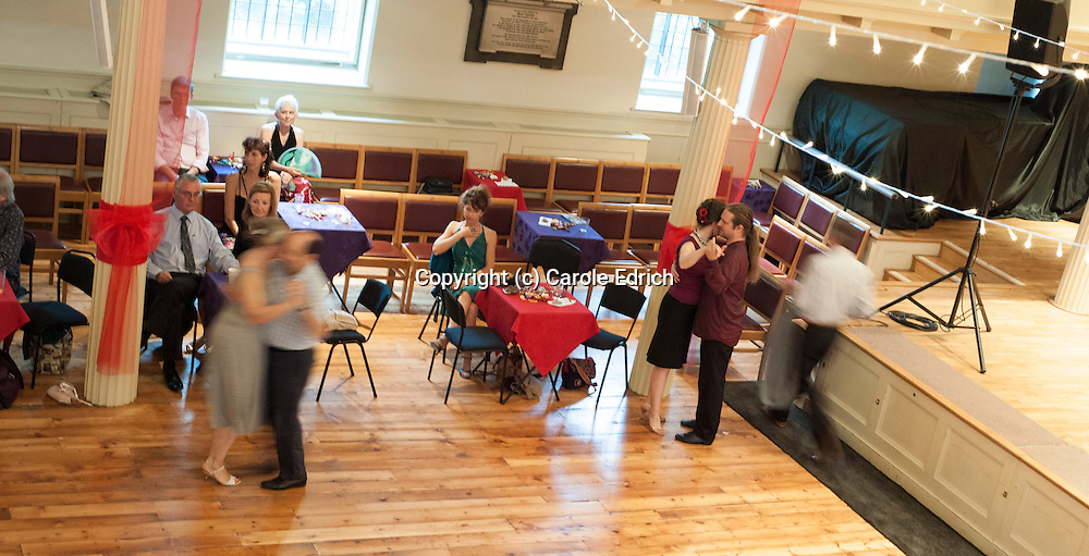 The first Encuentro Una Mirada held in St George's Church, Bristol by Eleanor Durrant and Dawn Porter was a great success with 35% of celebrants coming from outside the UK