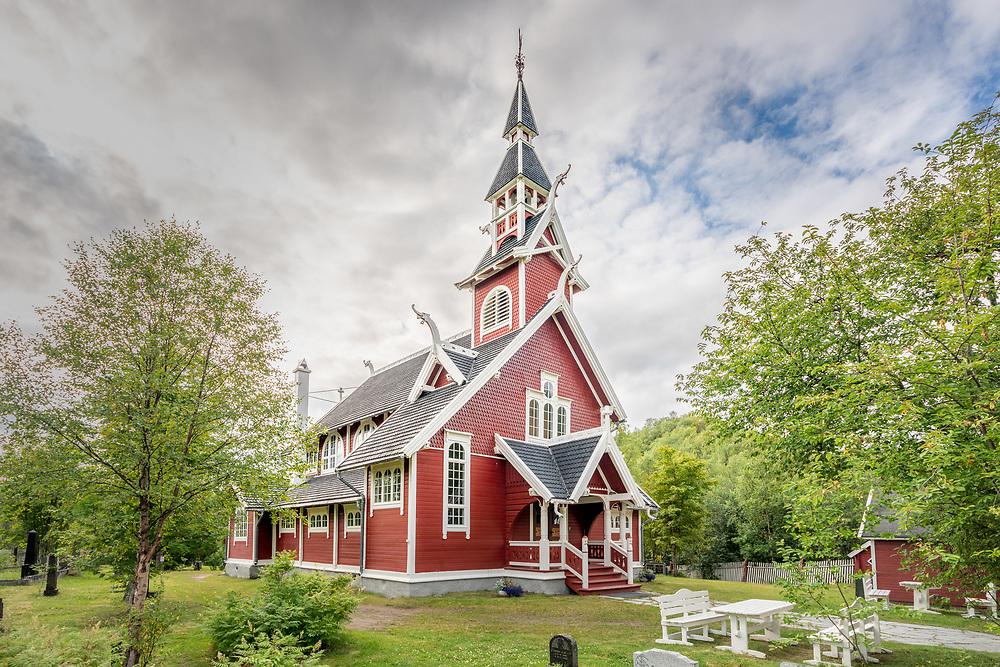 Neiden kirke er en langkirke i fra 1902 i Sør-Varanger kommune, Finnmark fylke. Den er tegnet av arkitekt Karl Norum.