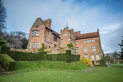 "@Licensed to London News Pictures 23/01/2015. Chartwell House, Westerham, Kent (21/11/14). The home of Sir Winston Churchil. The exhibition ""Death of a Hero"" marks the 50th anniversary of the passing of statesman and wartime leader, Sir Winston Churchill, who lived at Chartwell, Westerham  Photo credit: Manu Palomeque/LNP"