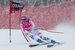 20.01.2013, Olympia delle Tofane, Cortina d Ampezzo, ITA, FIS Weltcup Ski Alpin, Super G, Damen, im Bild Maria Hoefl-Riesch (GER) // Maria Hoefl-Riesch of Germany in action during the ladies Super G of the FIS Ski Alpine World Cup at the Olympia delle Tofane course, Cortina d Ampezzo, Italy on 2013/01/20. EXPA Pictures © 2013, PhotoCredit: EXPA/ Johann Groder
