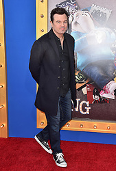 Seth MacFarlane attends the premiere of Universal Pictures' 'Sing' on December 3, 2016 in Los Angeles, California. Photo by Lionel Hahn/AbacaUsa.com