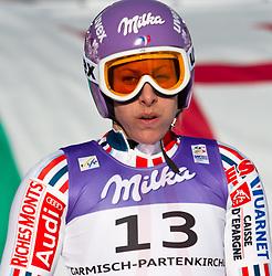 08.02.2011, Kandahar, Garmisch Partenkirchen, GER, FIS Alpin Ski WM 2011, GAP, Lady Super G, im Bild  during Women Super G, Fis Alpine Ski World Championships in Garmisch Partenkirchen, Germany on 8/2/2011, 2011, EXPA Pictures © 2011, PhotoCredit: EXPA/ J. Feichter
