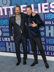 May 29, 2019 - New York, New York, United States - Jeffrey Nordling and James Tupper attend HBO Big Little Lies Season 2 Premiere at Jazz at Lincoln Center  (Credit Image: © Lev Radin/Pacific Press via ZUMA Wire)